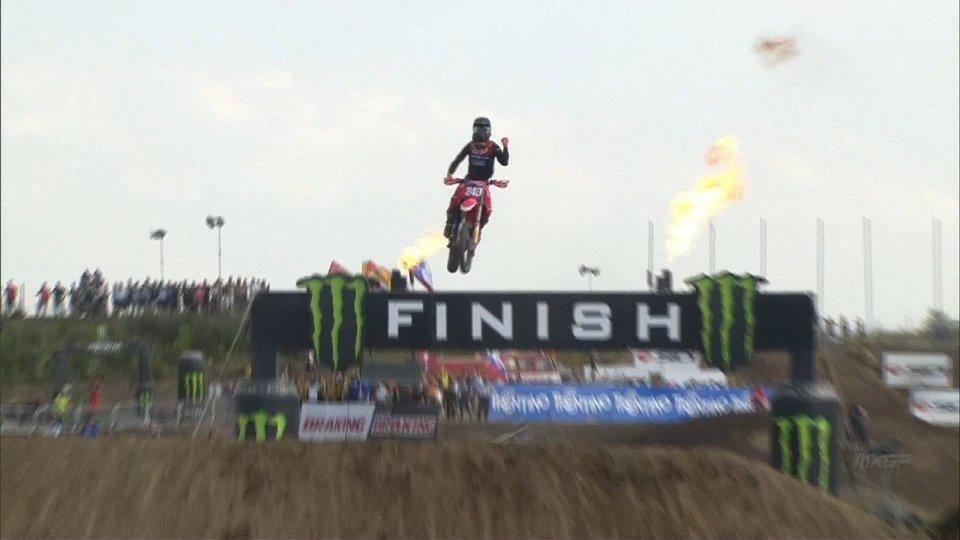 Motocross, Gajser fa doppietta anche in Germania