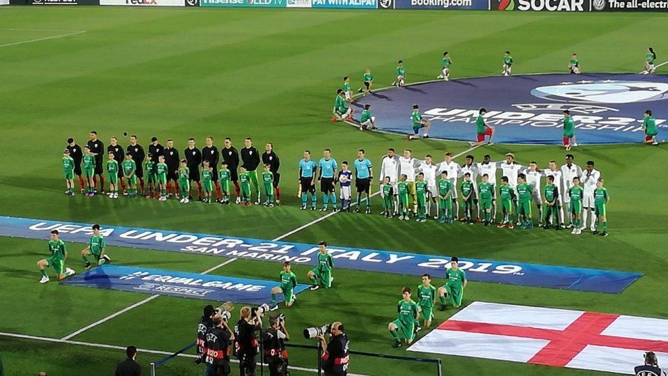 Under 21: Croazia-Inghilterra 3-3, Italia fuori