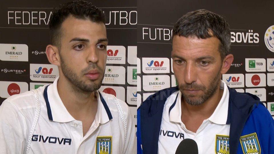 Interviste a Luca Ceccaroli e Riccardo Innocenti