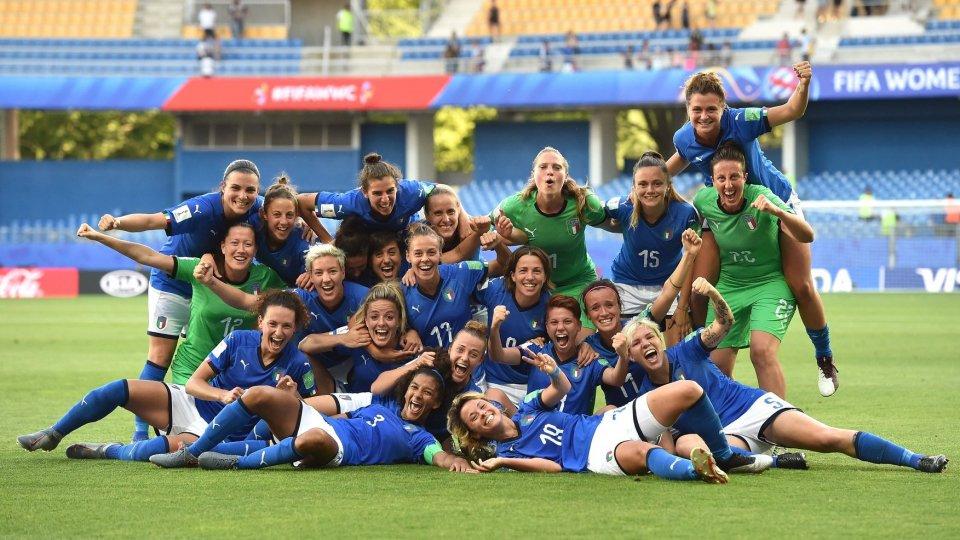 Foto: Nazionale Femminile di Calcio (Fb)