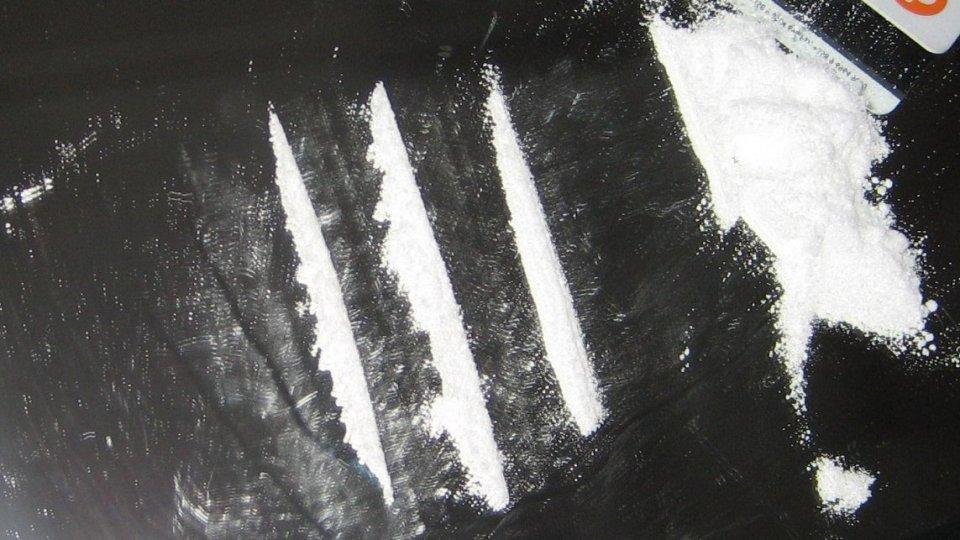 I dati sulla droga a San Marino