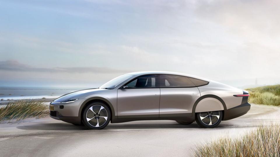Arriva l'auto solare/elettrica