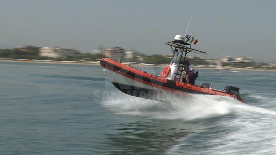 Guardia Costiera salva sammarinese al largo di Viserba