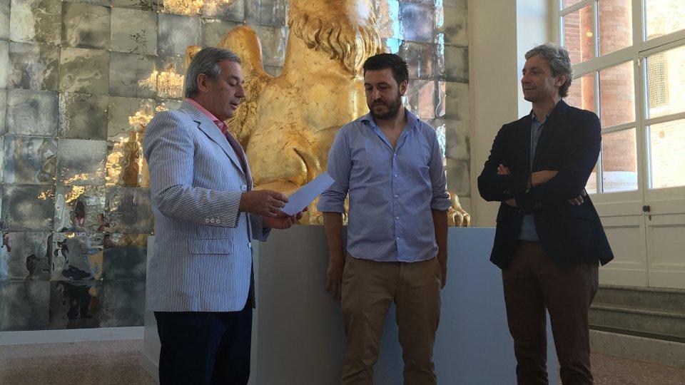 Ricevuto in Comune dal Sindaco di Rimini l'ambasciatore della Repubblica Argentina in Italia Tomàs Ferrari
