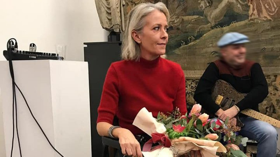 Maria Cristina Perlini, foto facebook