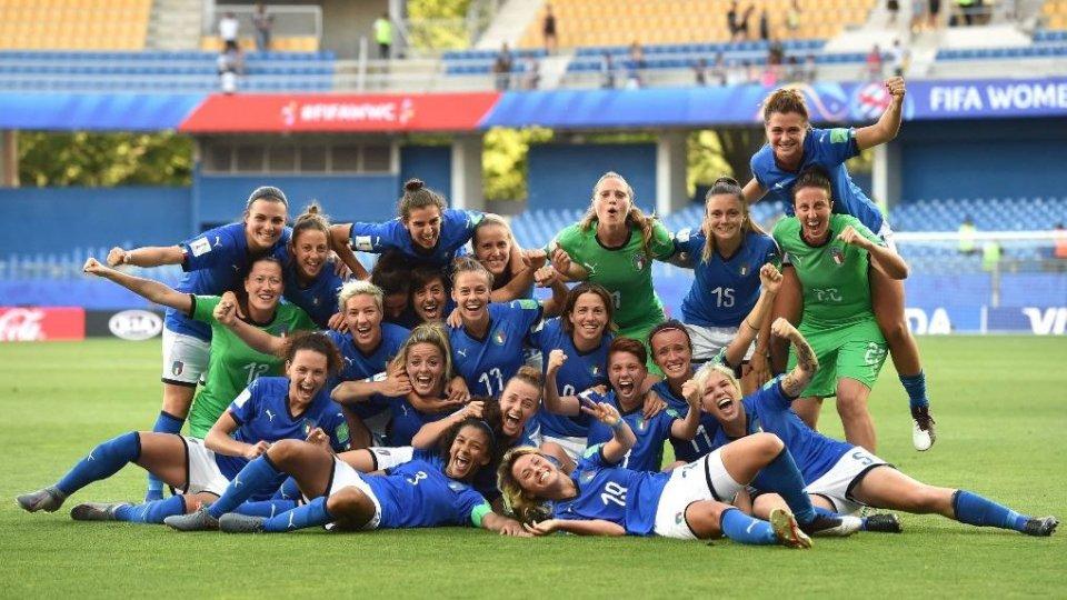 Femminile: l'Italia di Milena Bertolini sogna una storica semifinale