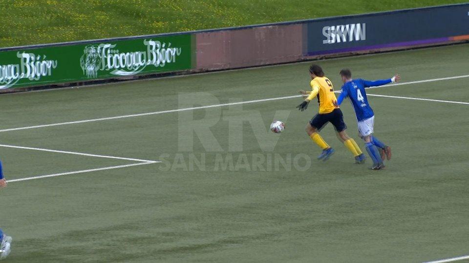 Il gol di CompagnoIl gol di Compagno