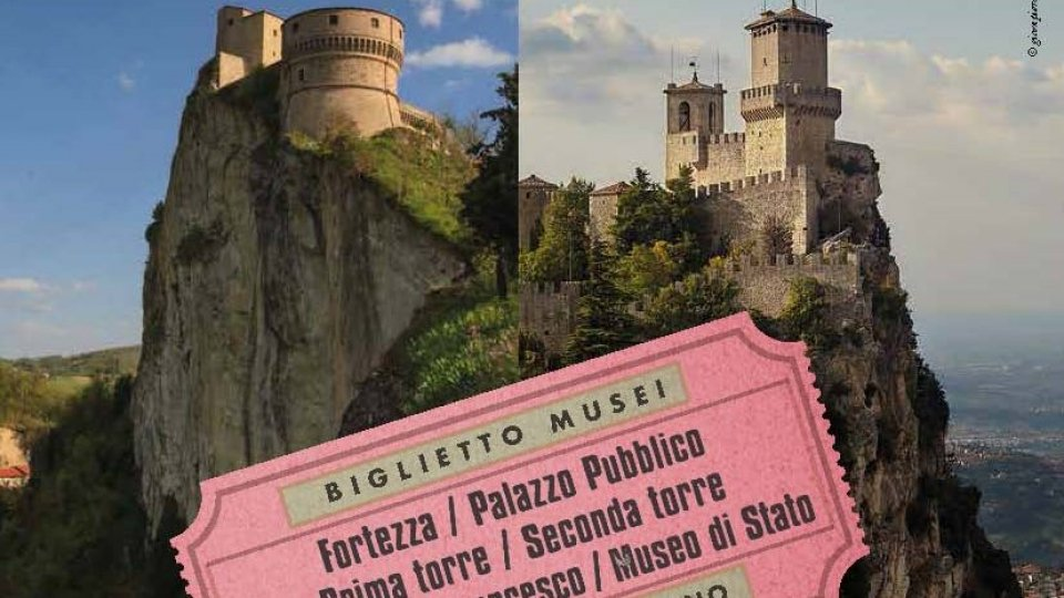 Rinnovata la convenzione  turistica dei siti museali tra San Marino e San Leo