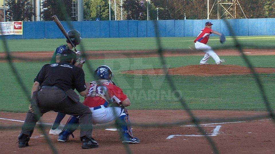 Seconda sconfitta interna consecutiva per il San Marino Baseball