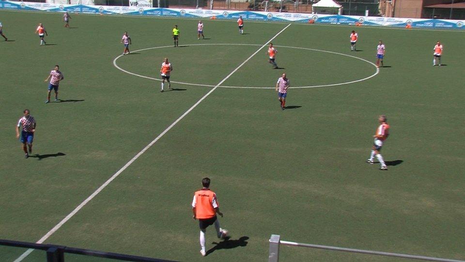 18° Torneo San Marino Over 45