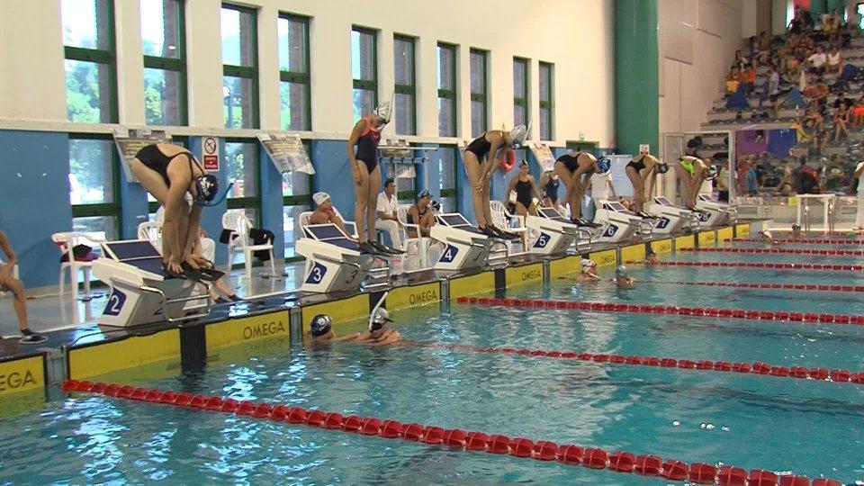 Al Multieventi i Campionati Italiani di nuoto pinnato