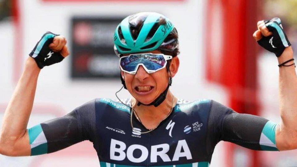 Formolo campione italiano di ciclismo su strada