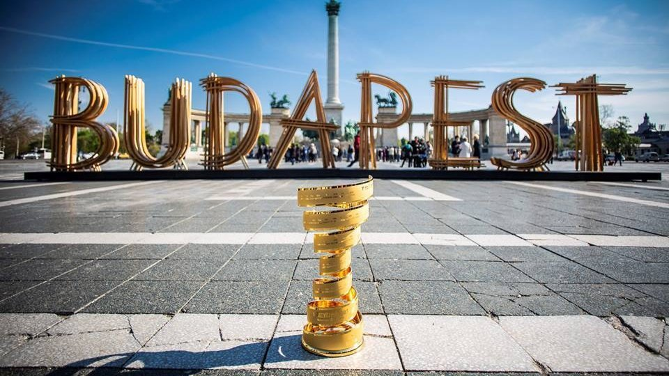 Partirà da Budapest l'edizione 103 della Corsa Rosa