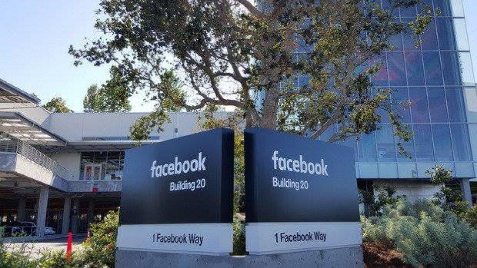 Facebook: allarme sarin, evacuato quartier generale della public company