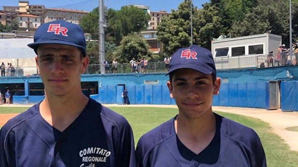 Senior League: Ercolani e Mancini protagonisti nel successo dell'Italia con l'Olanda