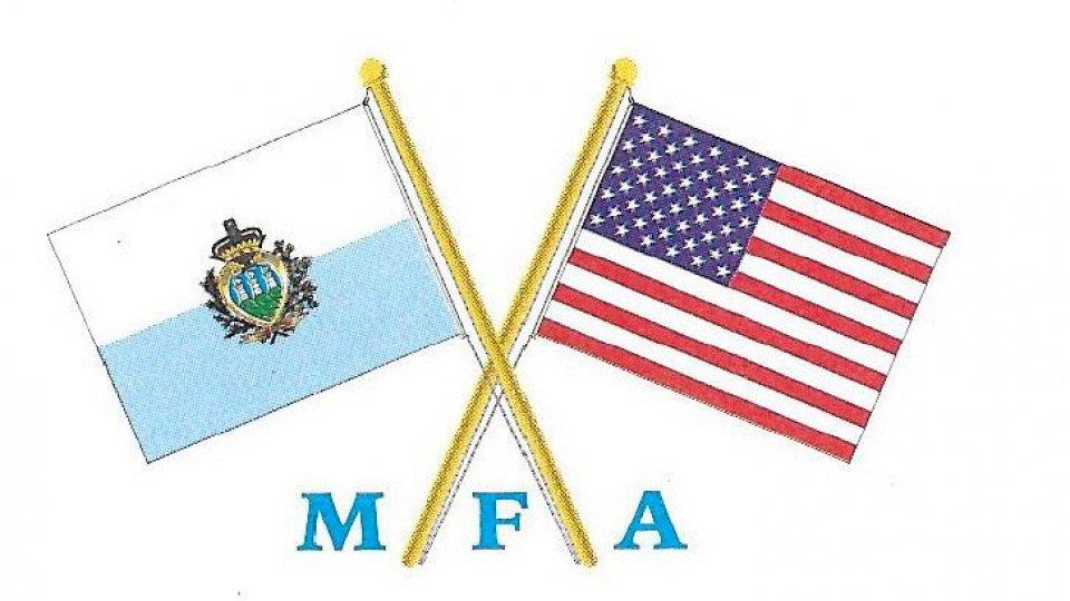 Associazione Fratellanza San Marino-America festeggia 4 luglio