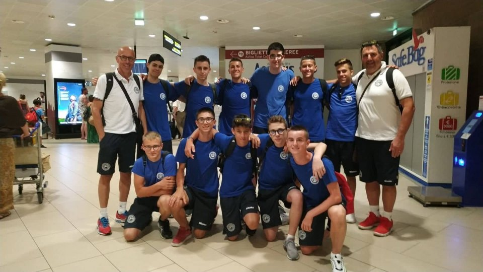 La Nazionale Maschile Under 16 alla Summer Cup in Portogallo