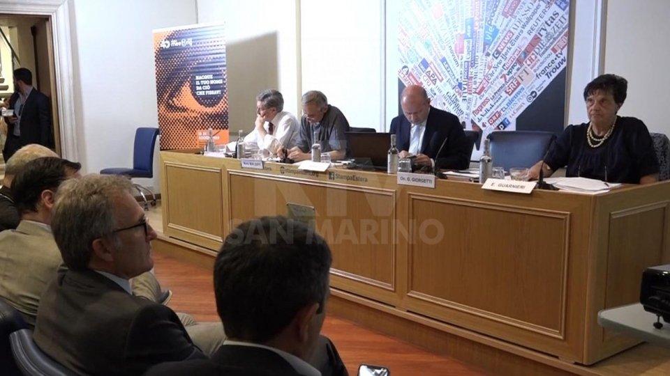 """""""Nacque il tuo nome da ciò che fissavi"""": a Roma la presentazione del 40° Meeting per l'Amicizia fra i popoli"""