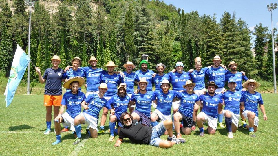 Il Rugby Club San Marino vince il suo primo campionato della storia