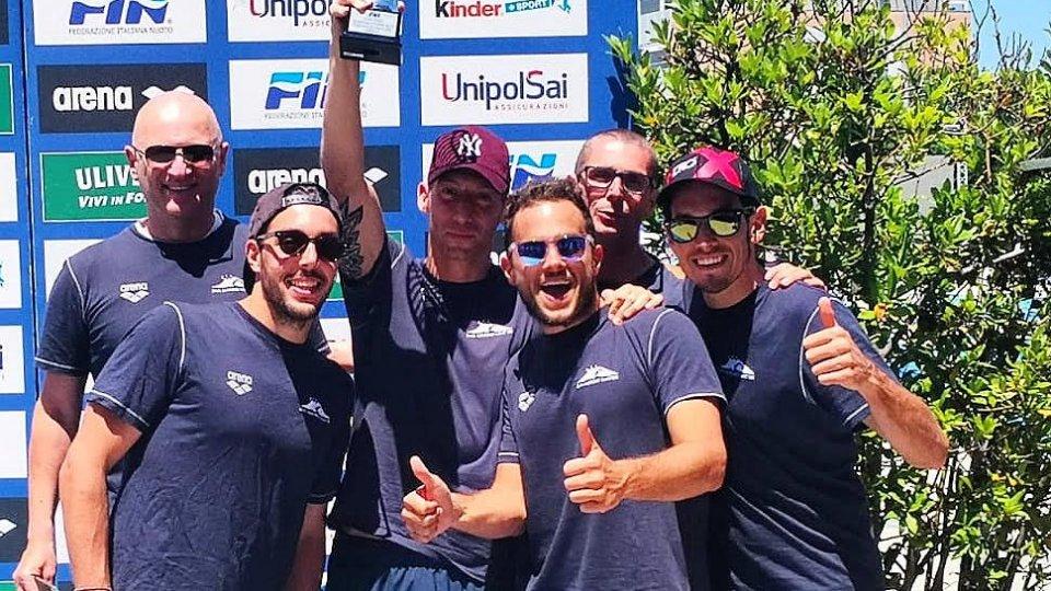La partecipazione ai Campionati Italiani di Nuoto Master corona una stagione ricca di soddisfazioni per i master sammarinesi San Marino