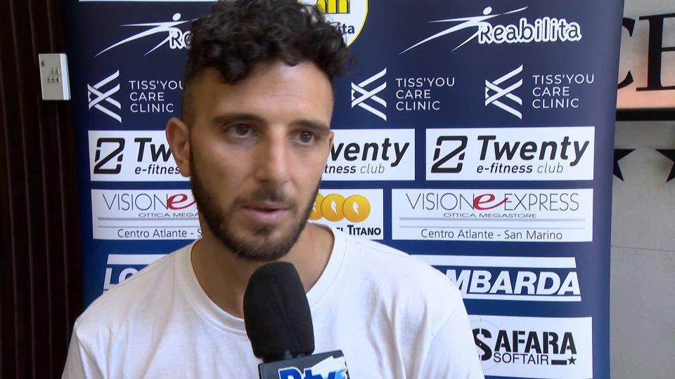Andrea Bracalettil'Intervista di Riccardo MArchetti