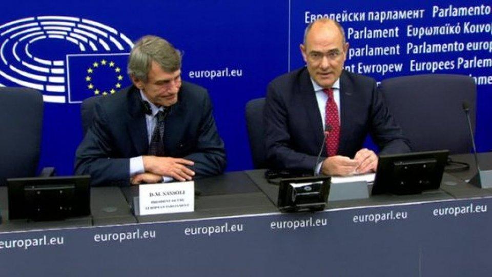 @twitterIl Presidente dell'Europarlamento