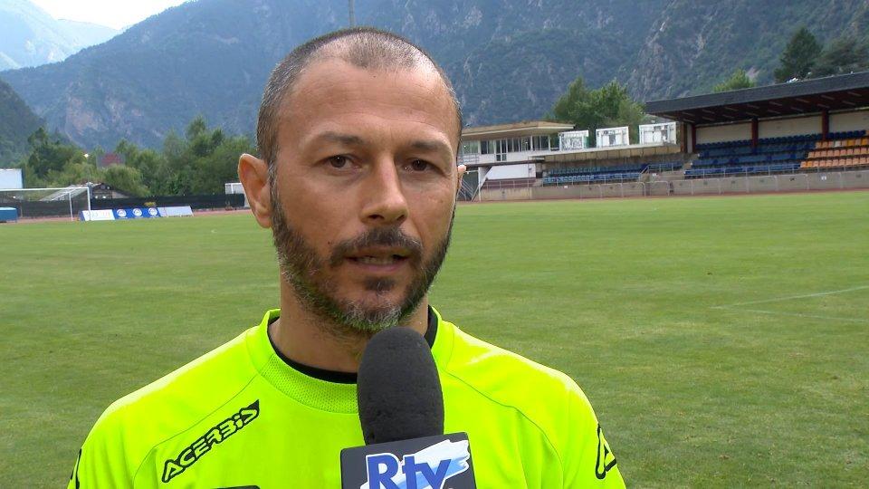 L'intervista all'allenatore della Fiorita Juri Tamburini
