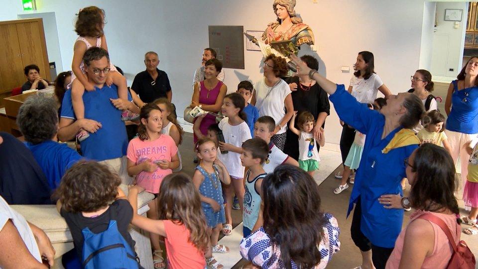 Lo spettacolo per bambini