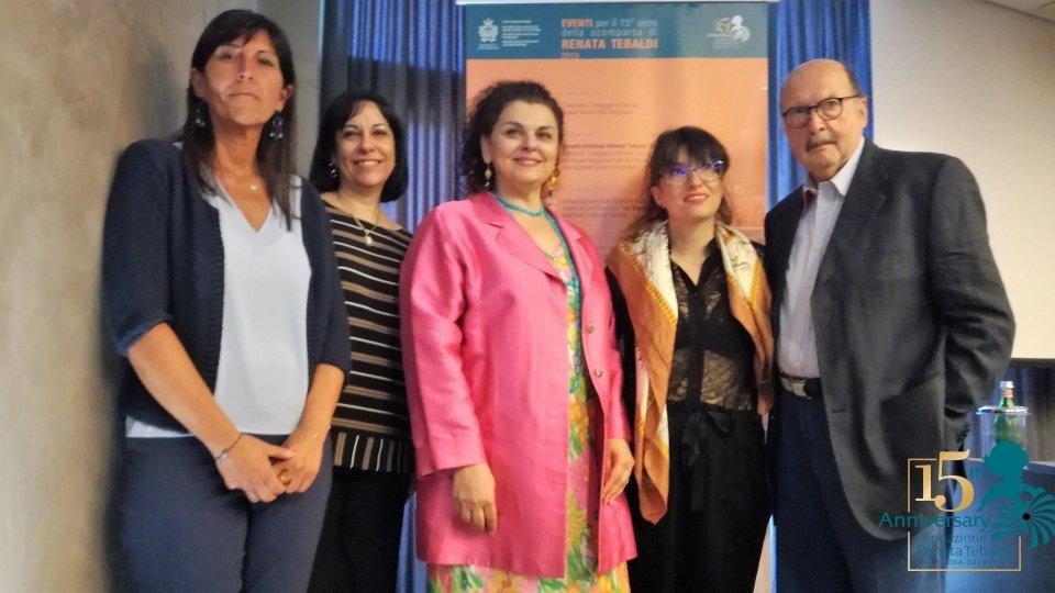 Celebrazioni in ricordo di Renata Tebaldi