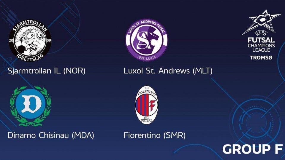 Futsal Champions League, il Fiorentino va in Norvegia