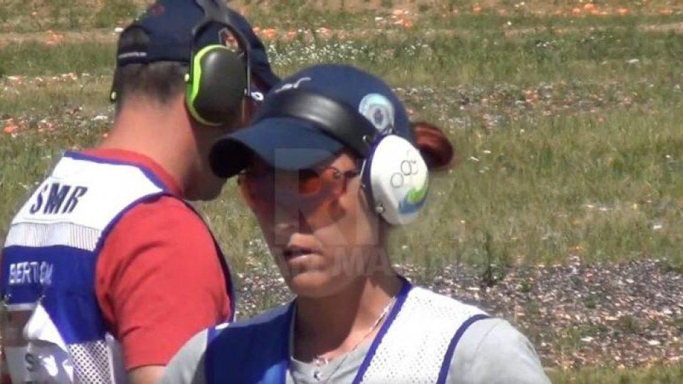 Mondiale tiro a volo: San Marino lontano dalla finale nel mixed team
