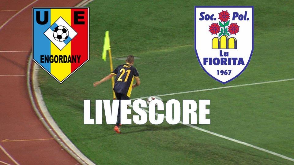 Engordany - La Fiorita: 2-1, gialloblu eliminati