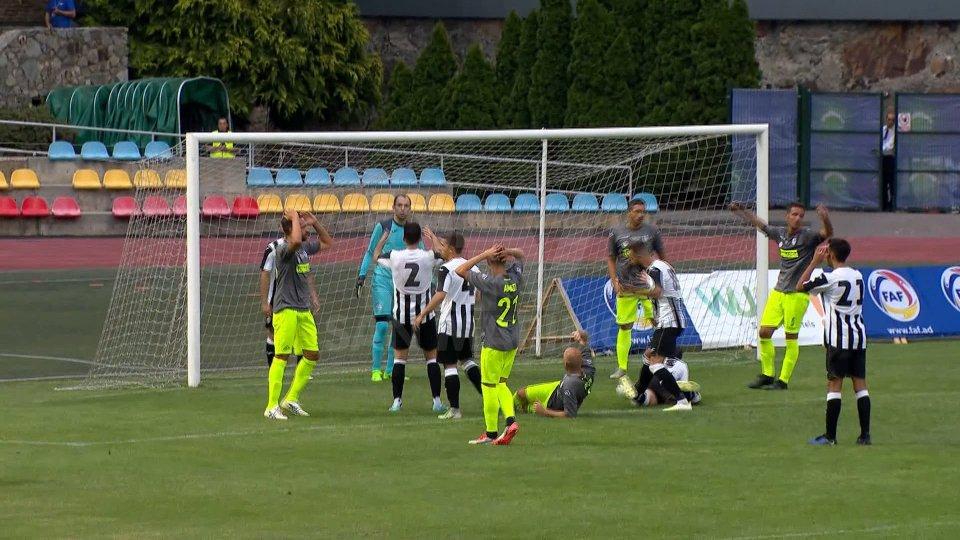 2-1 Engordany su La Fiorita