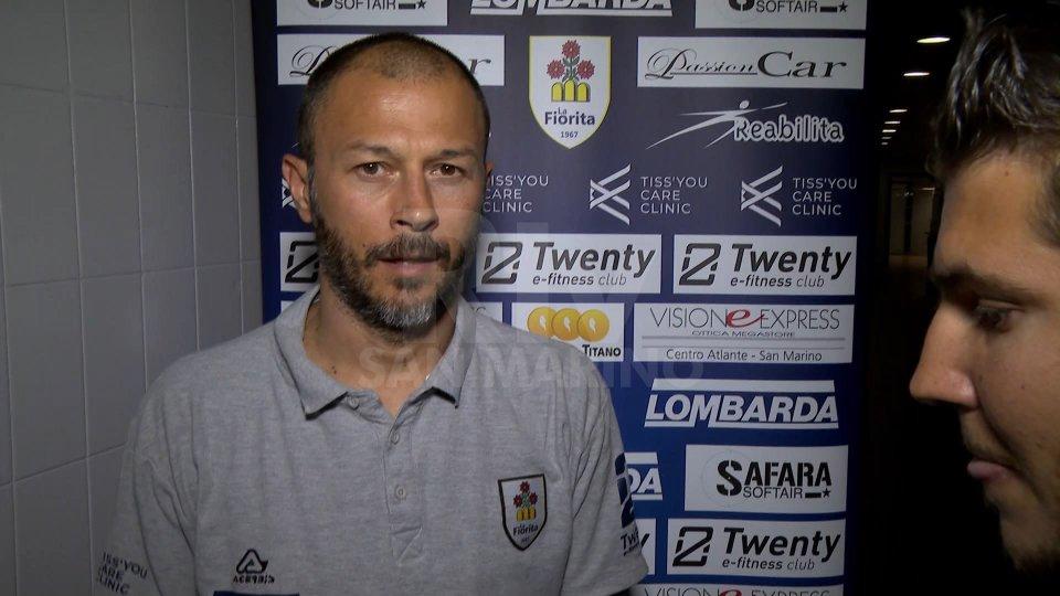 Juri TamburiniSentiamo l'allenatore della Fiorita