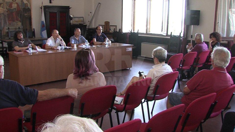 incontro a Serravalle