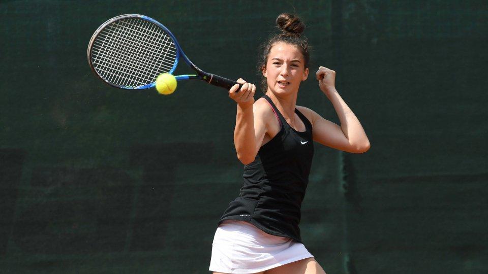 Andrea Maria Artimedi si ferma in semifinale nello Junior Tour ITF in Georgia