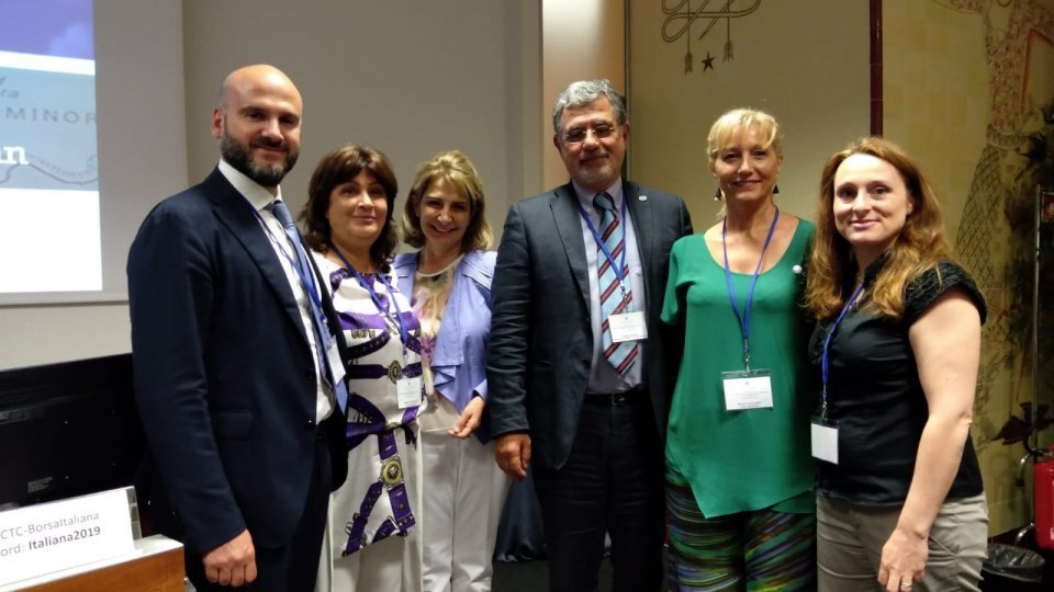 San Marino all'Assemblea Parlamentare del Mediterraneo