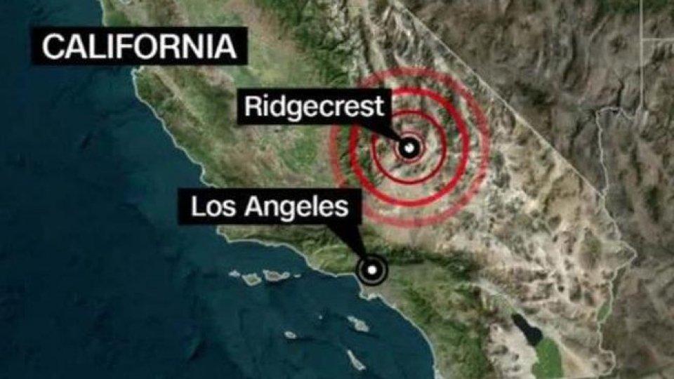 Terremoto in California: la scossa più forte degli ultimi 20 anni