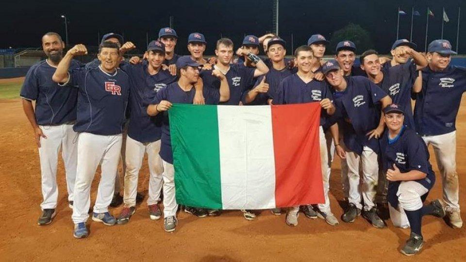 La rappresentativa dell'Emilia-Romagna batte l'Olanda e si qualifica per la fase mondiale