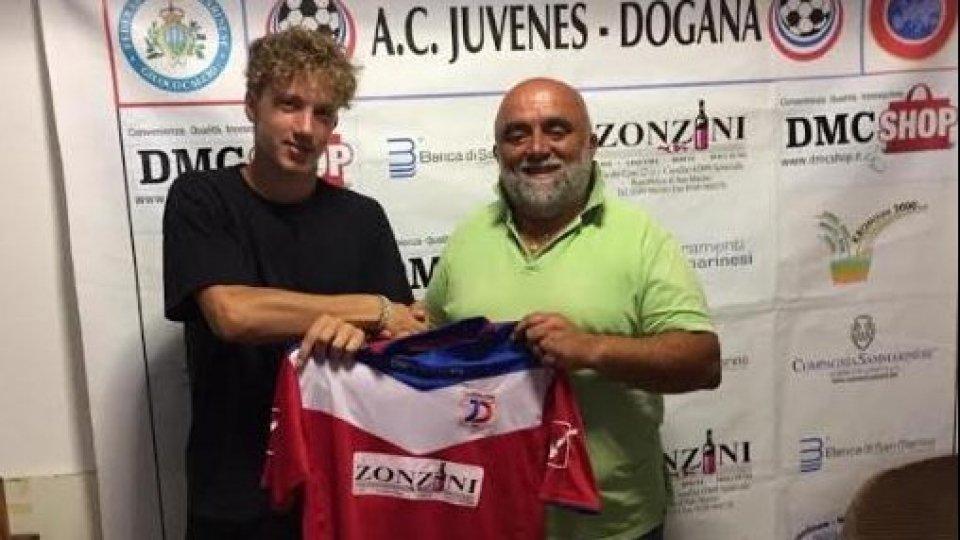 Davide Merli con Pres Lino Zucchi
