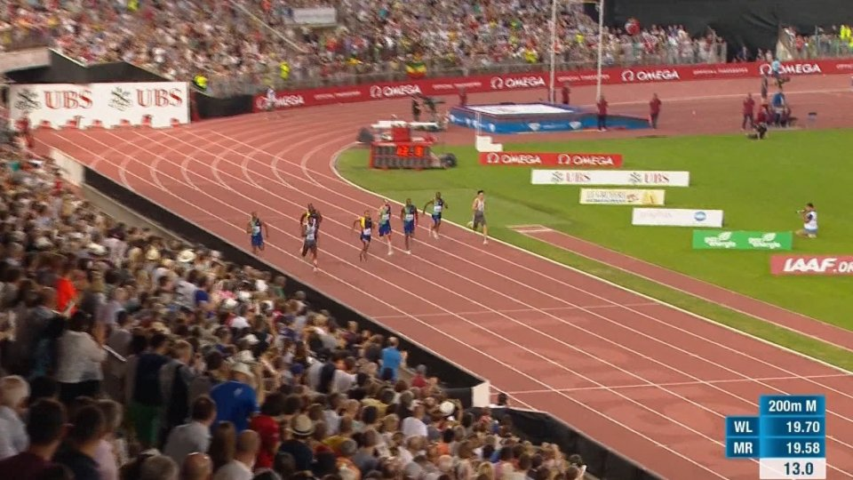 In Diamond League brillano Lyles e Gatlin