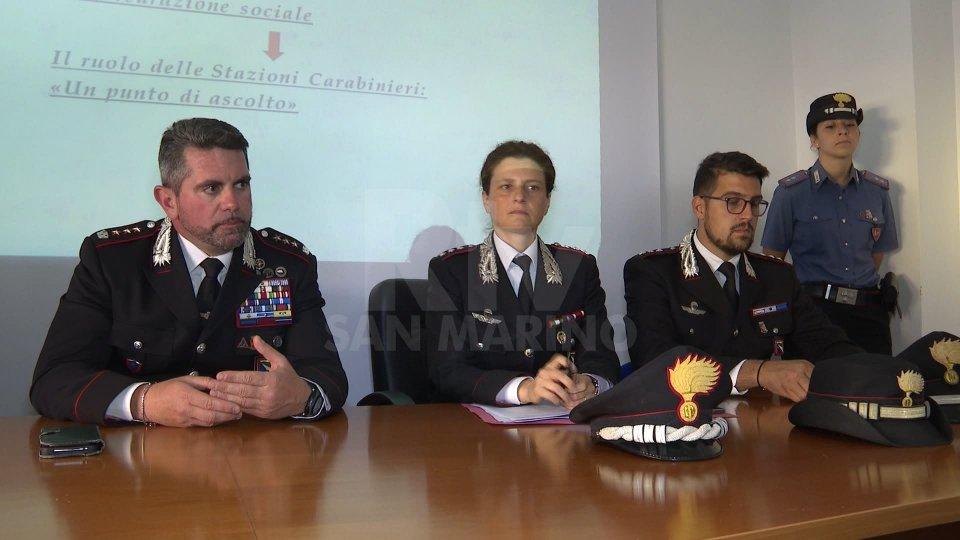Nel servizio le interviste a: Giuseppe Sportelli – Comandante Provinciale CC RN, Marco Califano, Comandante CC Riccione