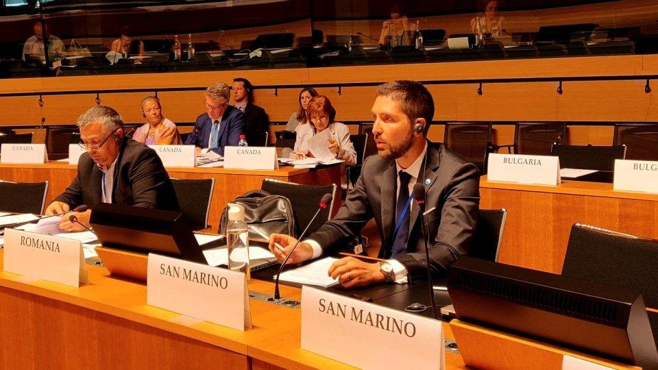 L'intervento di Luca Santolini al Tg San Marino