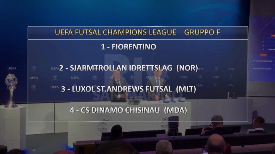"""Matteo CiacciFiorentino Futsal, Ciacci: """"Avversari di caratura ma possiamo ben figurare"""""""