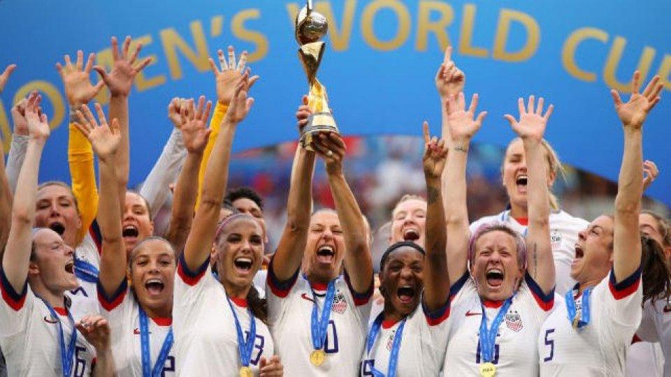 Mondiali femminili: Stati Uniti campioni del mondo per la quarta volta
