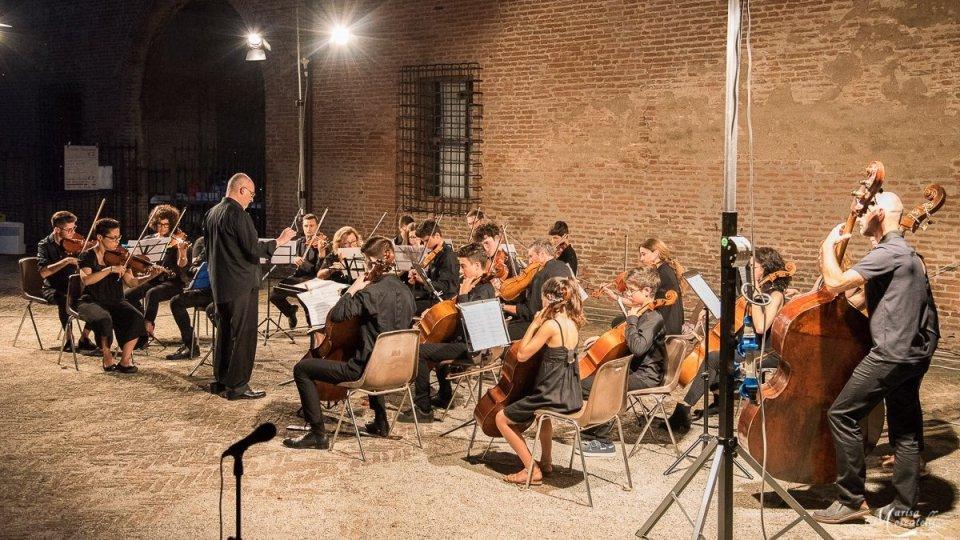 L'Orchestra Giovanile dell'IMS in concerto al XXIII Festival Internazionale di Musica da Camera di  Bentivoglio (BO)
