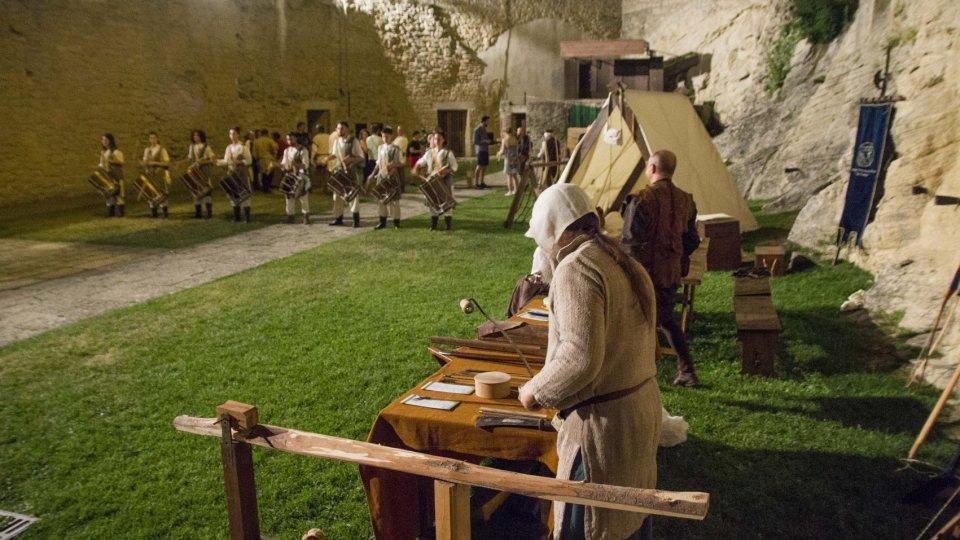 San Marino, che storia! Proseguono le attività nel centro storico di San Marino per rivivere la magia nel passato San Marino