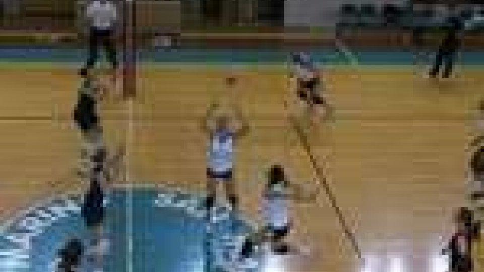 Volley, la Banca di San Marino batte Lugo 3-2