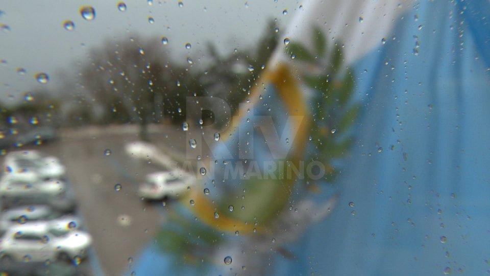 San Marino: allerta gialla per temporali, momento peggiore nella notte