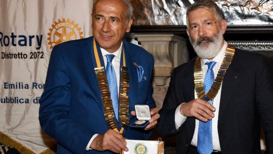 Visita del Governatore Angelo Oreste Andrisano al Rotary Club di San Marino